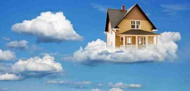 comprare casa in volo