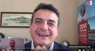 Intervista Edil Talk Antonio Leone