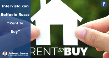 Rent To Buy Antonio Leone