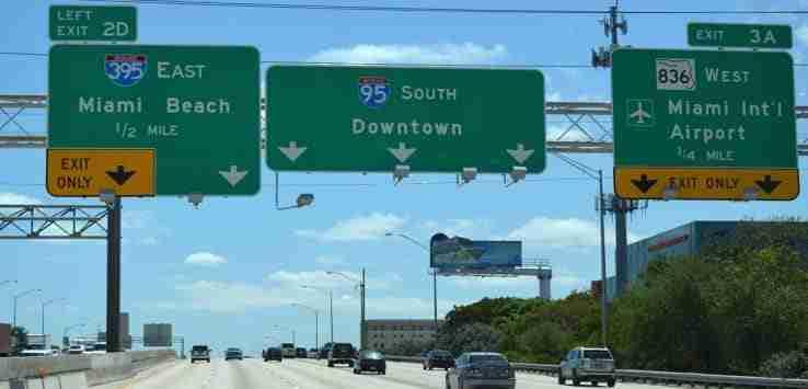 Miami-highway