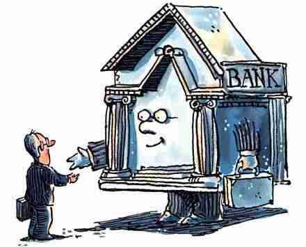 no bank