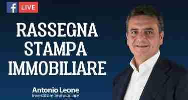 Antonio Leone rassegna stampa