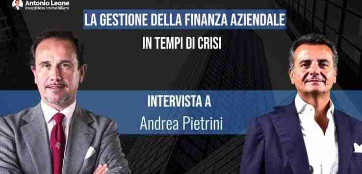 Gestione della finanza aziendale in tempi di crisi