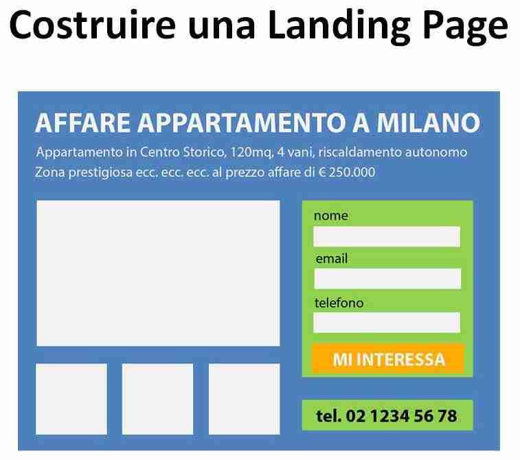 antonio leone landing page